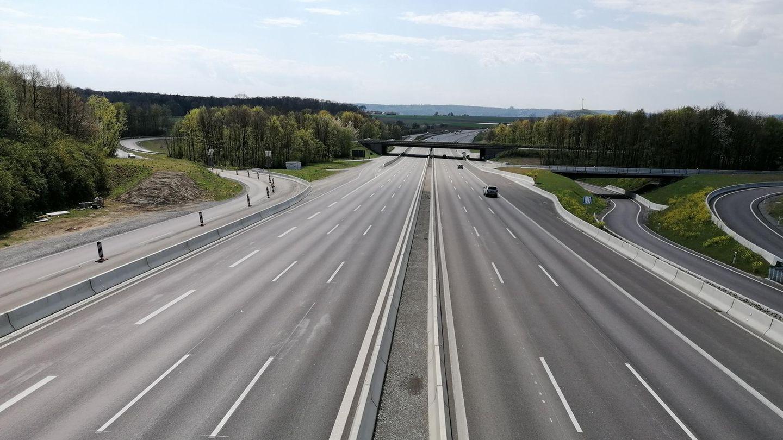 Klima Corona Autobahn