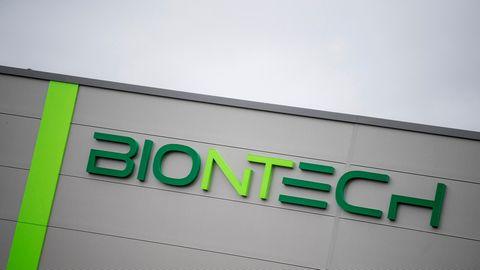Biontech-Gebäude in Mainz