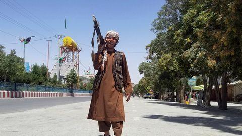 Afghanistan: Taliban erobert mit Gasni strategisch wichtige Stadt