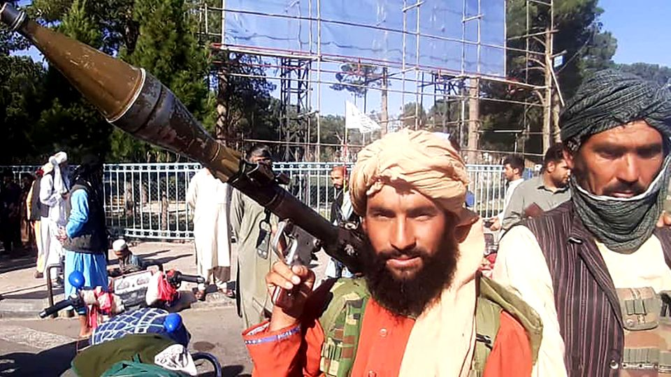 Taliban nehmen Kandahar in Afghanistan ein