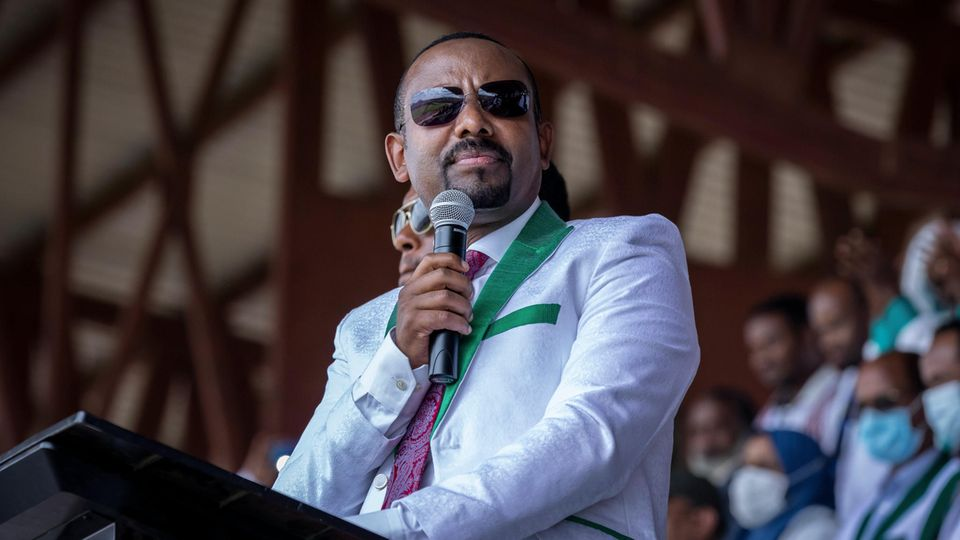Vom Friedensnobelpreisträger zum Kriegsherr: der äthiopische Ministerpräsident Abiy Ahmed