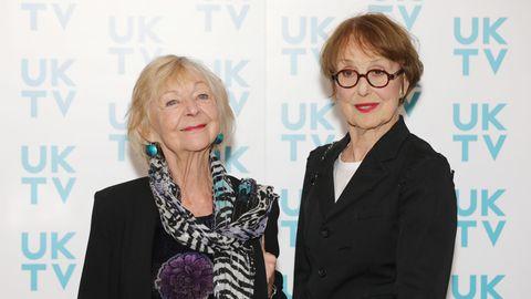 Sheila Reed und Una Stubbs