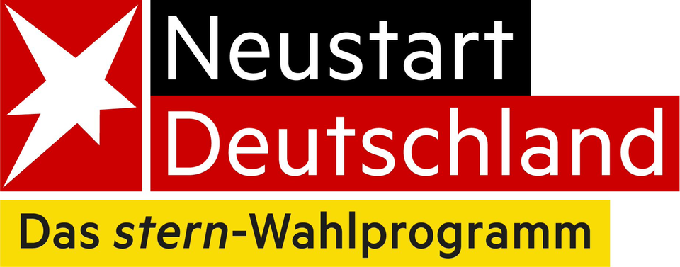Logo Neustart Deutschland