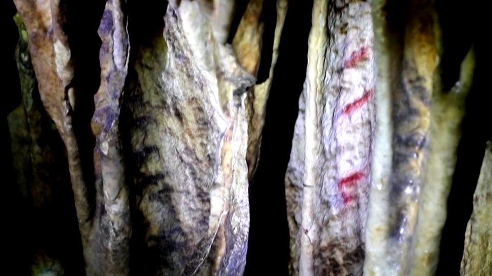 Lukisan gua di Spanyol berasal dari Homo sapiens