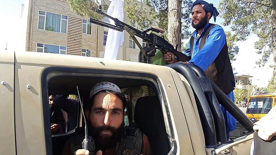 UN berichtet von Massenhinrichtungen durch vorrückende Taliban in Afghanistan