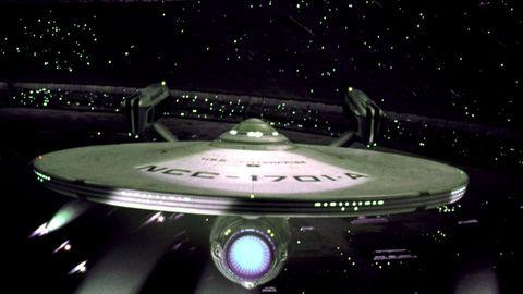 100 Jahre Gene Roddenberry: Wenn einem Star-Trek so richtig auf die Ohren geht