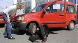 Machen Sie sich vor dem Gebrauchtwagenkauf über die Schwachstellen des Modells schlau