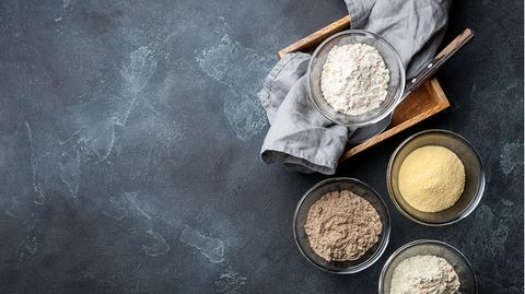 Glutenfreie Mehlalternativen im Überblick