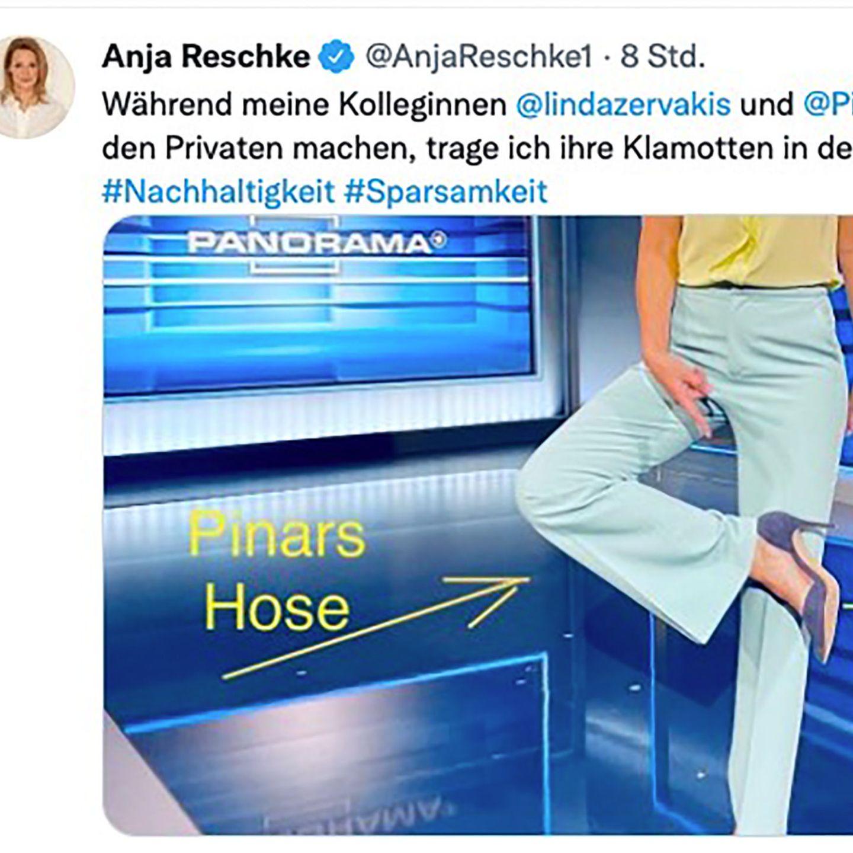 Anja Reschke  nackt