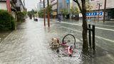 Massive Regenfälle in Japan