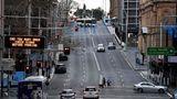 Anti-Corona-Maßnahmen in Sydney