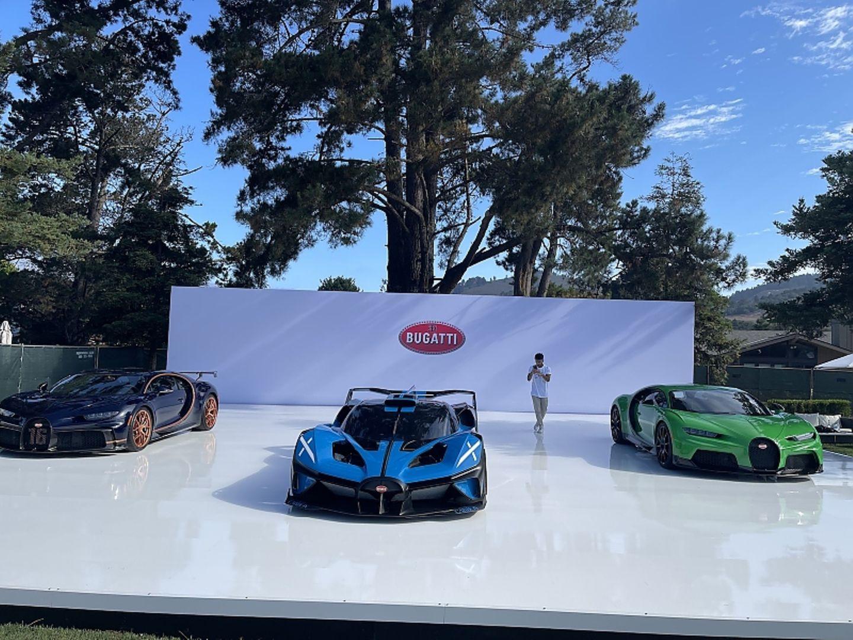 Bugatti Bolide: Der Renner vereint Optik aus Tourensport und Formel 1