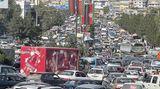 Tausende versuchen aus Kabul nach dem Einmarsch der Taliban zu flüchten