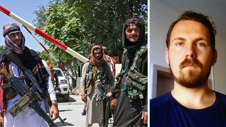 Bundeswehr-Soldat Sven Fiedler zur Machtübernahme der Taliban in Afghanistan