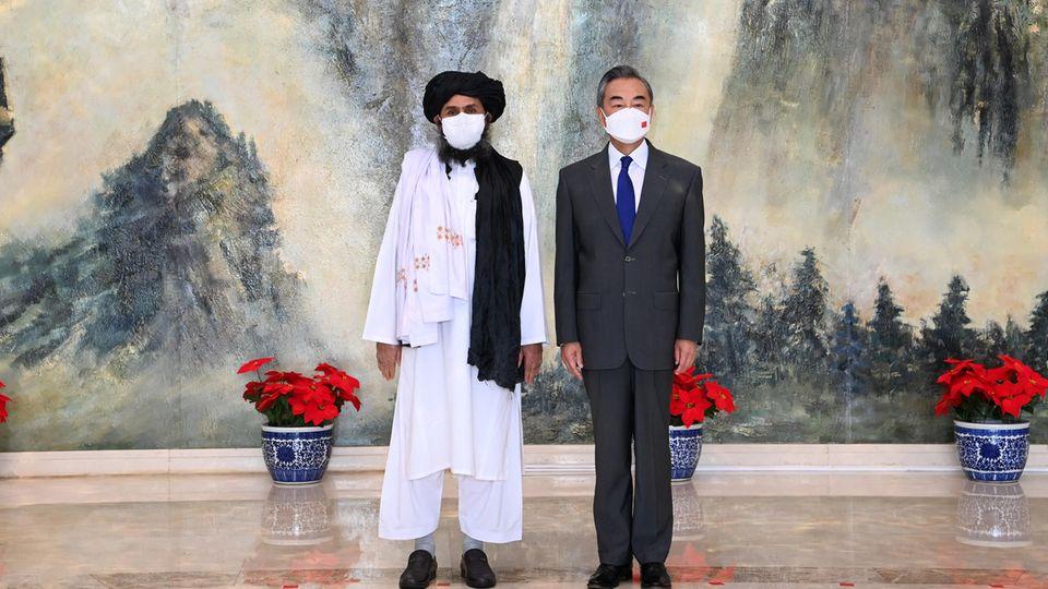 Taliban-China-Gipfel
