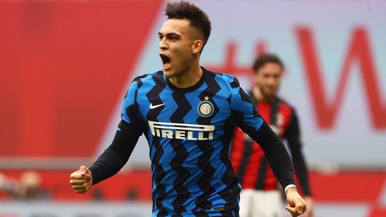 Lautaro Martinez Inter AC Milan 2020-21