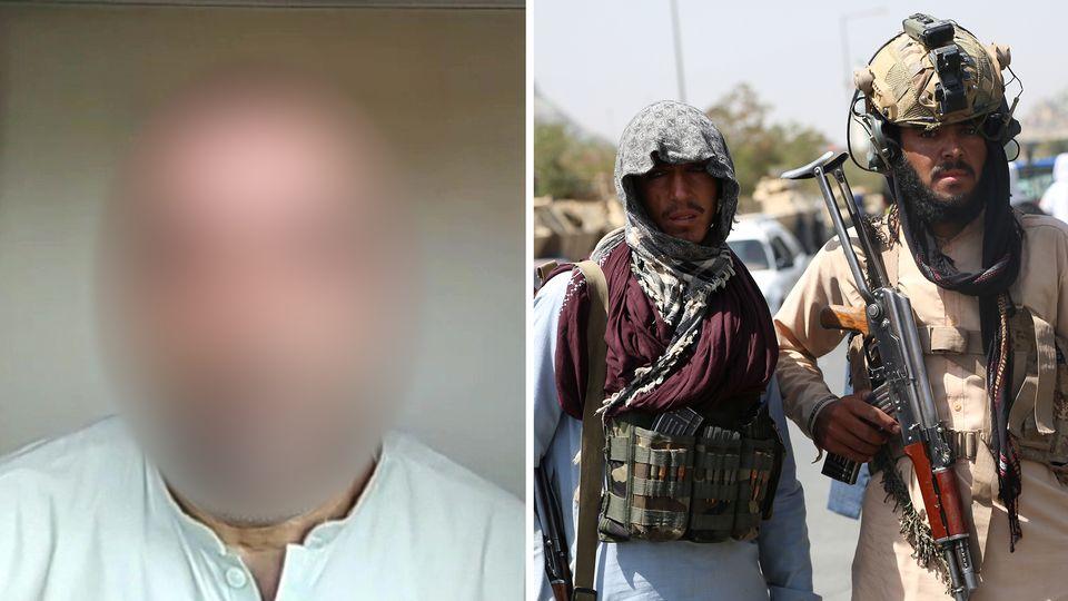 Ein ehemaliger Informant der Bundeswehr versteckt sich in Kabul und fürchtet die Rache der Taliban