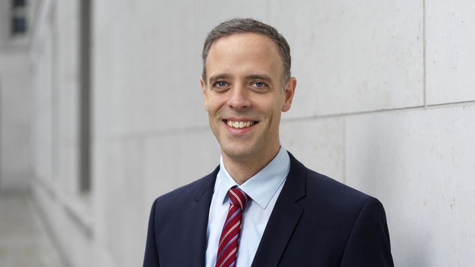 Markus Richter, Staatssekretär im Bundesministerium des Innern, für Bau und Heimat