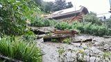 Starke Unwetter in Südtirol