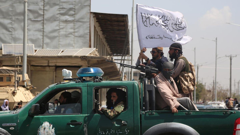 In kürzester Zeit hatten die Taliban Kabul erobert