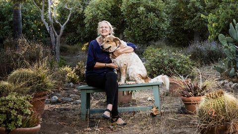 Auch Hund Jake wird bald Europäer: Kinder- und Jugendbuchautorin Cornelia Funke nimmt Abschied von ihrer Farm