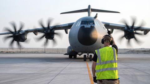 Rettungsaktion in Kabul