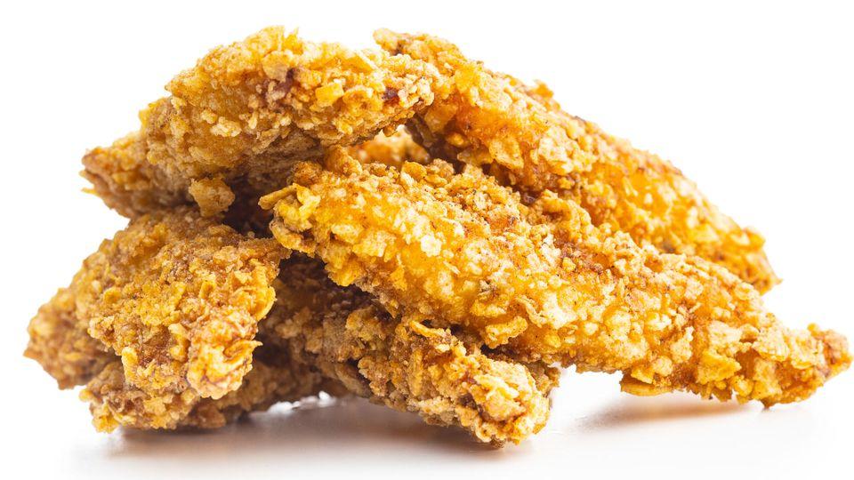 Lecker, knusprig und schnell: Gegrillte Chicken Nuggets aus nur vier Zutaten