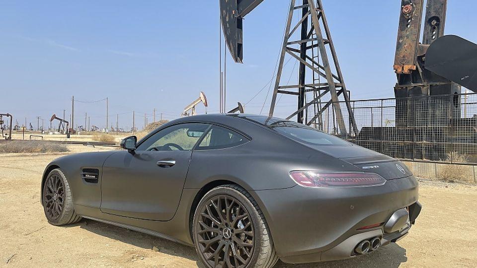 Mercedes AMG GT Stealth 2022