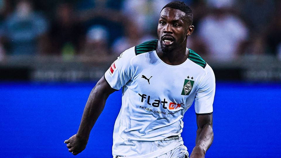 Marcus Thuram Borussia M'Gladbach