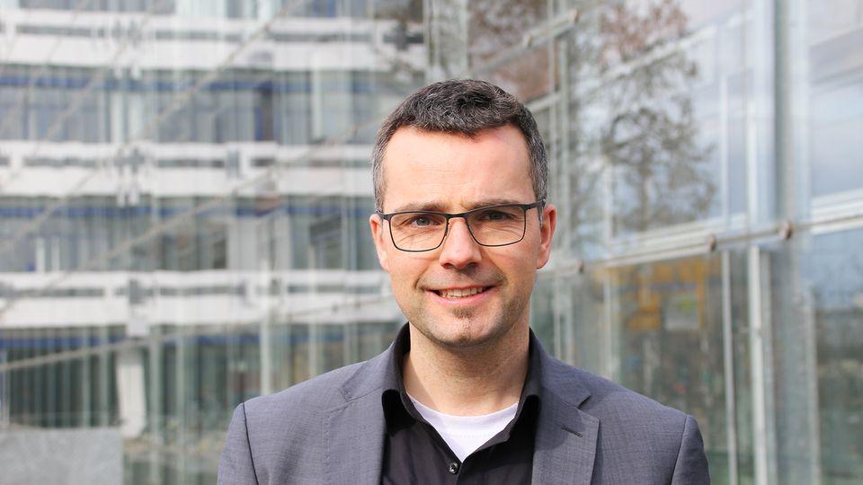 Politikwissenschaftler Marc Debus