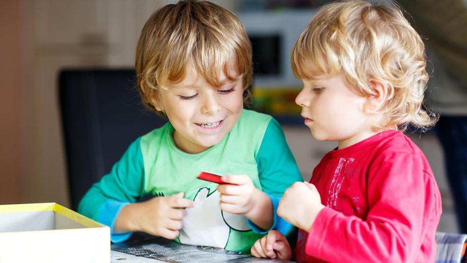 Spiele für Kinder sind vielseitig und können unterschiedliche Fähigkeiten fördern