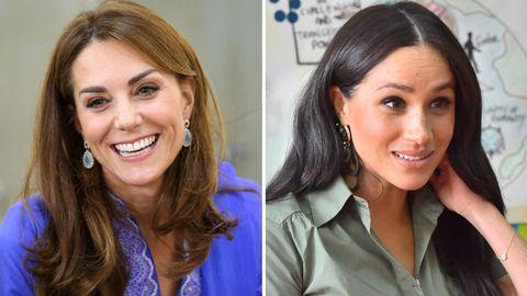 Meghan und Catherine: TikTok-Star zeigt, wie man sich wie eine Herzogin benimmt