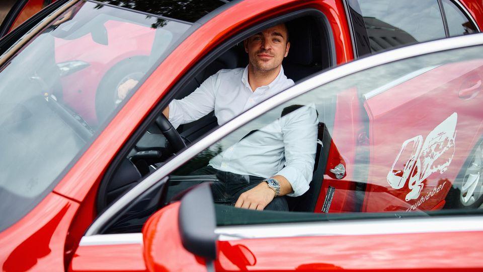 Fahrschullehrer Bieber aus Aschaffenburg