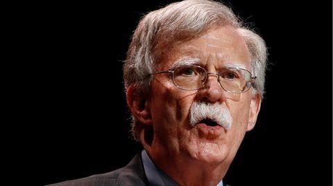 John Bolton war mal Donald Trumps Nationaler Sicherheitsberater