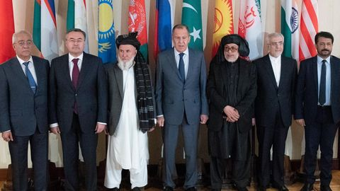 Internationale Diplomatie: Beziehungsfrage: Werden die Taliban schon bald salonfähig?