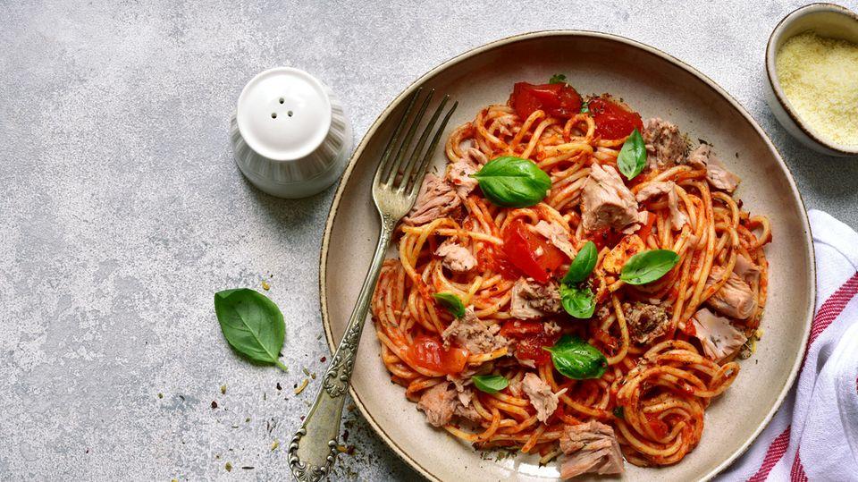 Italienisch genießen: Schnelles Rezept für Spaghetti al Tonno