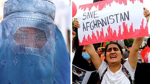 """""""Sie sind die ersten Opfer"""": Was müssen Frauen unter den Taliban jetzt fürchten?"""
