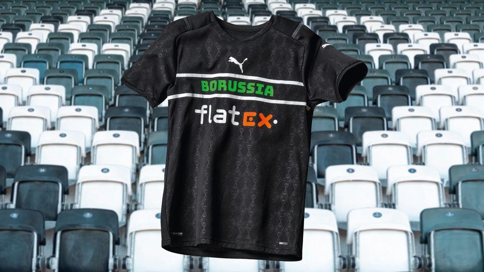 Neues Trikot von Borussia Mönchengladbach