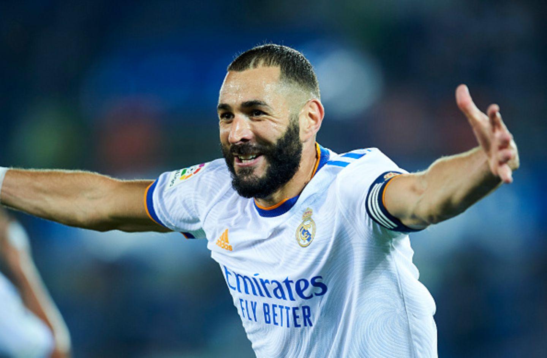 Karim Benzema; Real Madrid Vs Alaves 2021/22