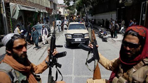 """Lage in Afghanistan: Journalist berichtet aus Versteck in Kabul: """"Wir haben zehn Tage, um das Land zu verlassen"""""""