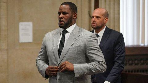 R Kelly im Gerichtssaal