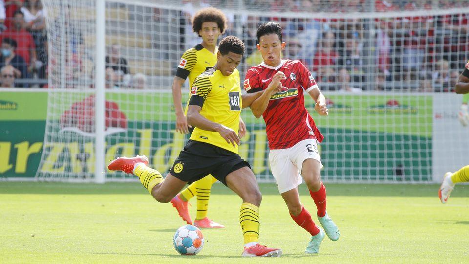 Borussia Dortmund verliert in Freiburg