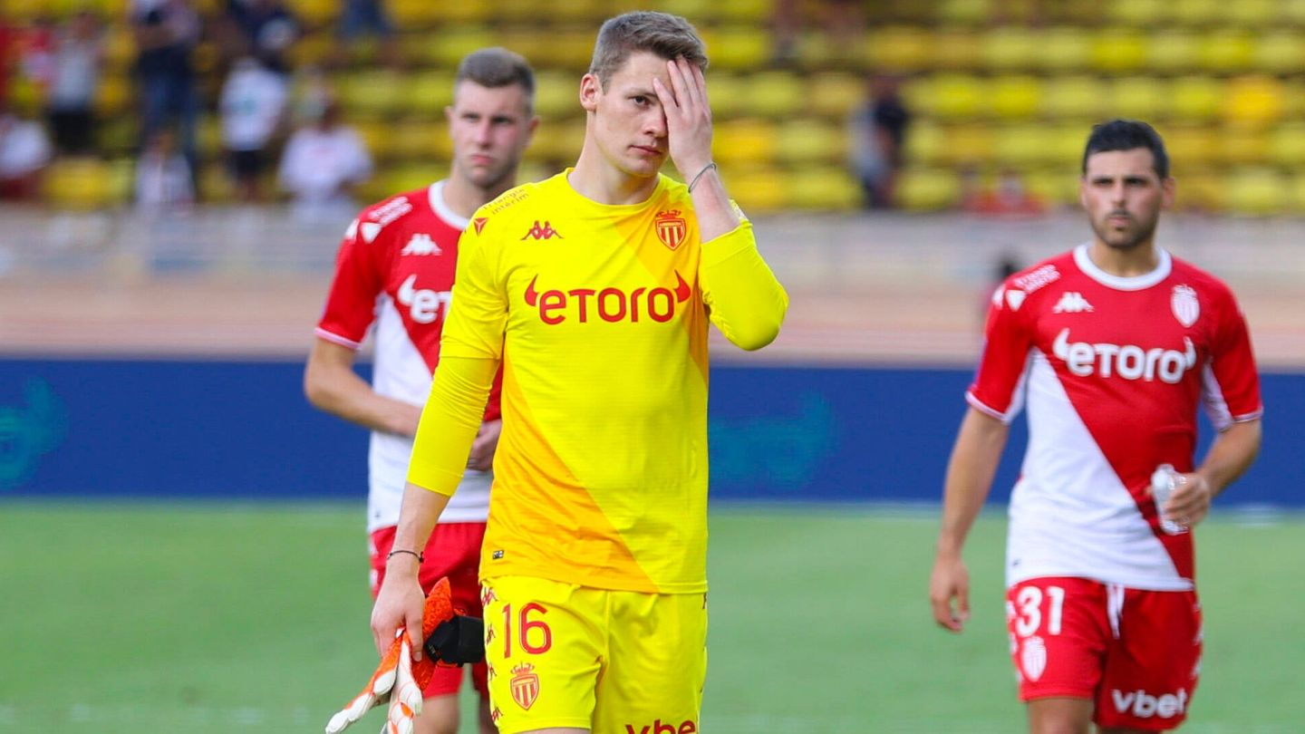 Alexander Nübel in the crossfire of criticism after AS Monaco went bankrupt again - Archysport