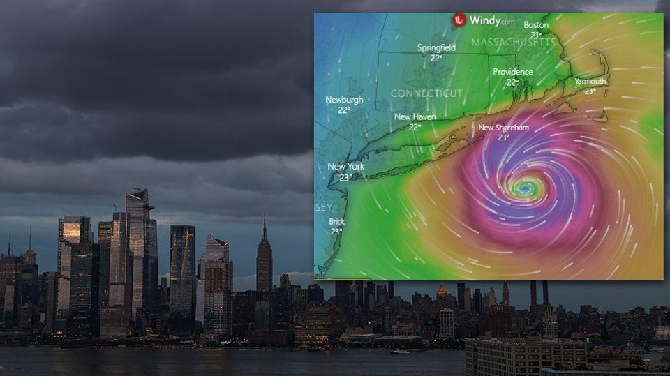 Henri Windy New York