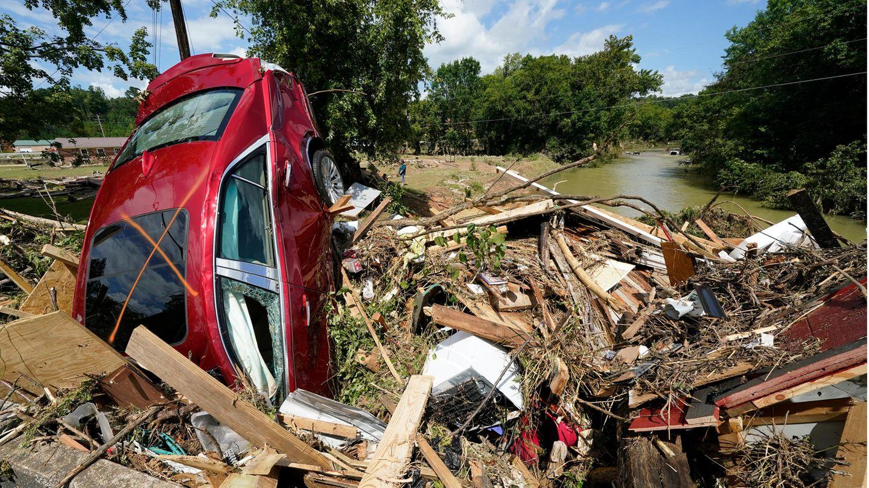Sturm in Tennessee