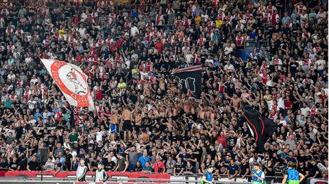 Ajax Amsterdam Fankurve