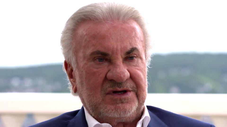Ex-Manager von Michael Schumacher Willi Weber im RTL-Interview