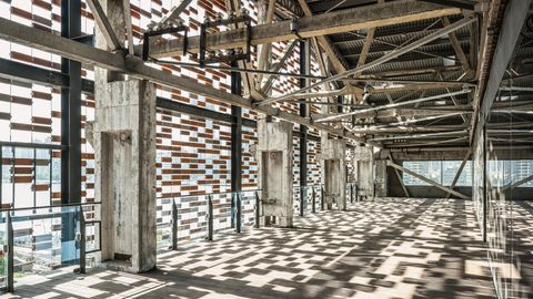 Shipyard 1862, Shanghai, China, 2018