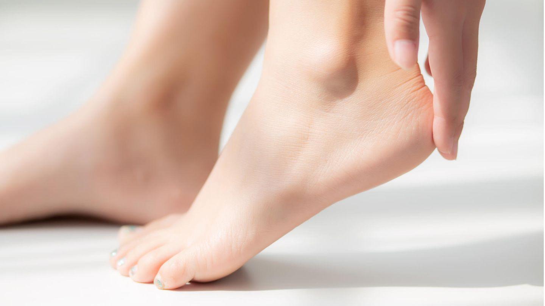 Ein Pediküre-Set sorgt für gepflegte Füße— und für gesunde