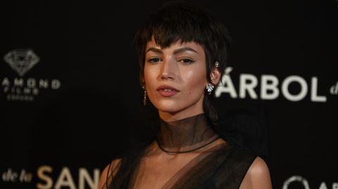 Die spanische Schauspielerin Úrsula Corberó bei einer Filmpremiere